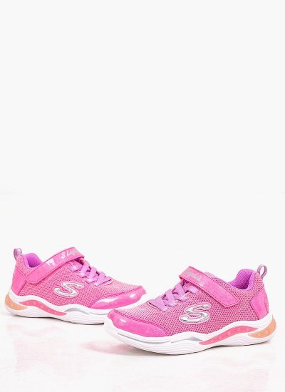 Kids Casual Shoes 996472L Pink Skechers