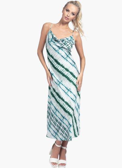 Akilina Green Polyester Guess