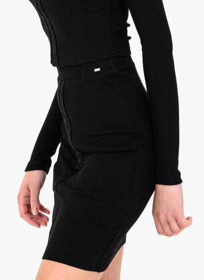 Women Skirts - Shorts Tulay Black Guess