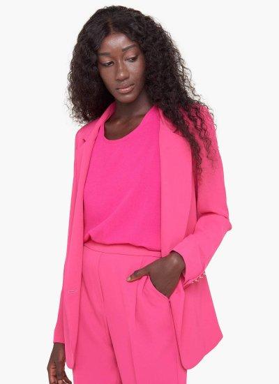 Erelli Pink Polyester Silvian Heach