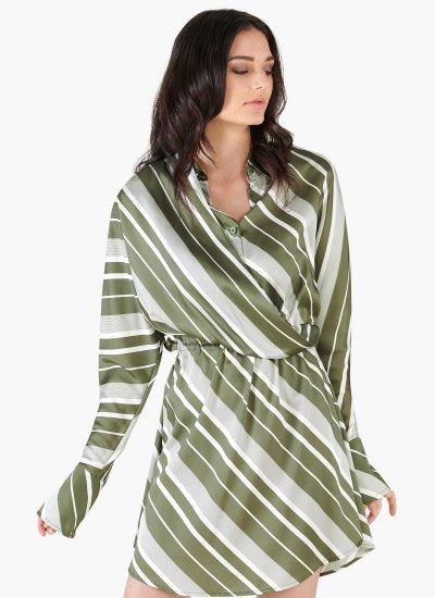 Erpeton Green Polyester Silvian Heach