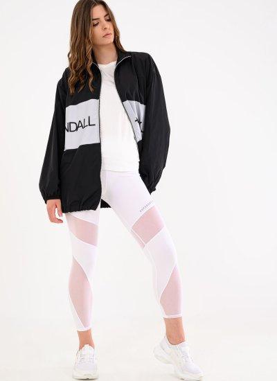 Women Coats - Jackets Fashion.Bomber Black Polyester Kendall+Kylie