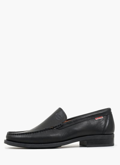 347301 Black Leather Sea and City