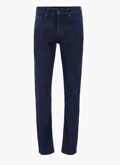 Men Pants Delaware.BC Blue Cotton Boss