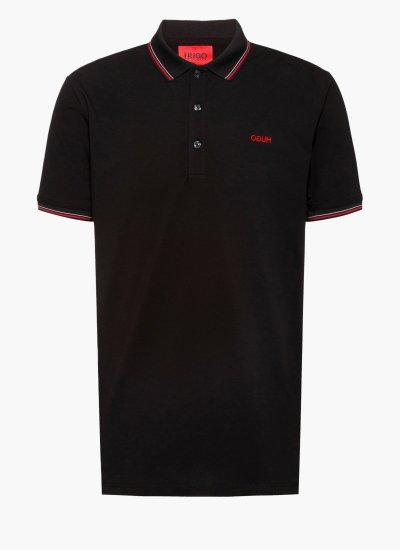 Dinoso212 Black Cotton Hugo