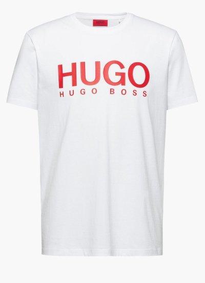 Dolive.R White Cotton Hugo