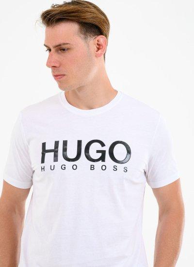 Dolive White Cotton Hugo